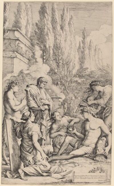 Salvator Rosa, 'The Genius of Salvator Rosa'