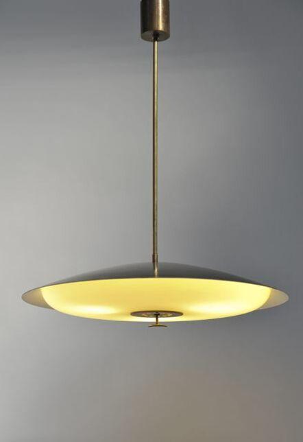 John & Sylvia Reid, 'Ceiling light 3070', 1958