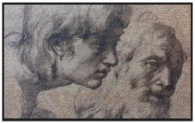 Bradley Hart, 'Raphael Drawing (Injection)', 2014