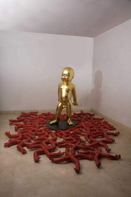 Chintan Upadhyay, 'GOOD BAD AND UGLY', 2008
