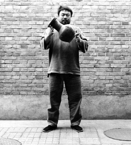 Ai Weiwei, 'First panel of the triptych Dropping a Han Dynasty Urn', 1995