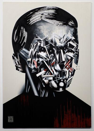 Bohdan Burenko, 'HEAD No. 6', 2016