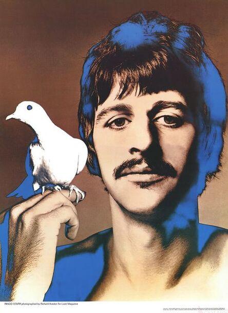 Richard Avedon, 'Ringo Starr', 1967