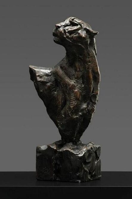 Dylan Lewis, 'Surveying Cheetah III Bust', 2013