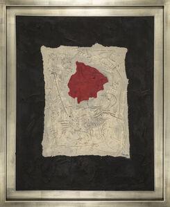 Angelo Verga, 'Composizione VE+I+B+I+C=F ', 1958
