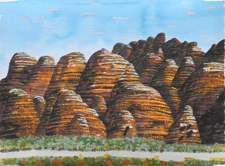 Victor Majzner, 'Picaninny Car Park, Bungle Bungles', 2001
