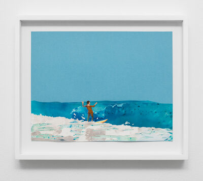 Francesca Gabbiani, 'Surfette 9 (Kalki)', 2020