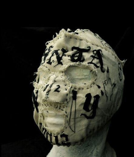 Alejandro Flores, 'Máscara pinta', 2013