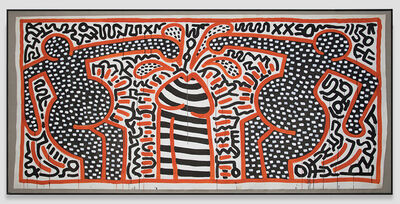 Keith Haring, 'Untitled ', 1983