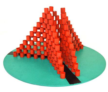 Mathias Goeritz, 'Pirámide de Mixcoac (variante)', ca. 1969