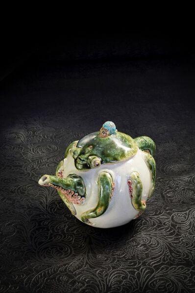 Ruiji Aiba, 'Octopus Teapot', 2018