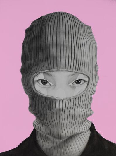 "Lantomo, '""Incognito pink""', 2021"