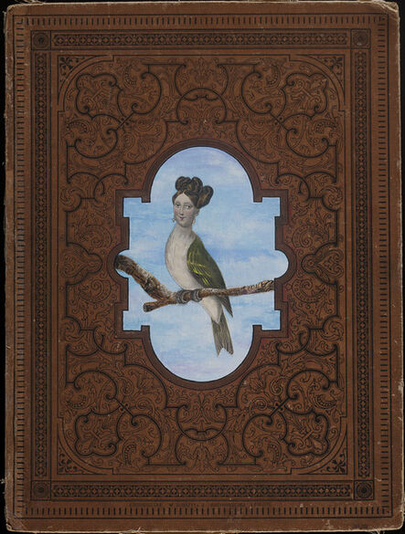 Jenny Honnert Abell, 'Book Cover No. 71', 2009
