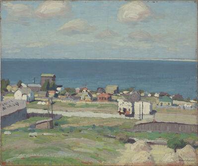 Clark Hobart, 'The Blue Bay: Monterey', 1915