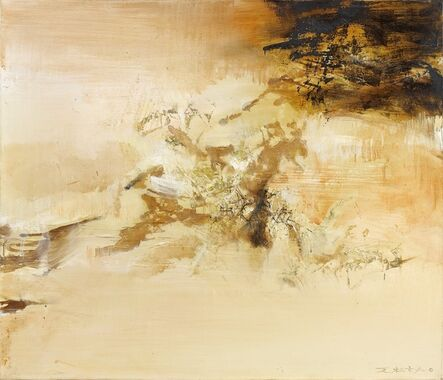 Zao Wou-Ki 趙無極, '10.04.70', 1970