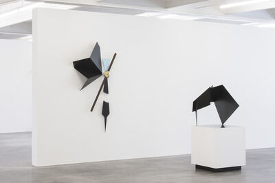 Katja Strunz, 'Clock Kink // Einfalt und Ort', 2011-2013