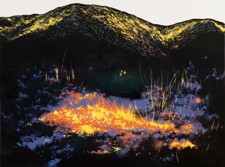 YU Ya-Lan, 'Fire in Wilderness', 2016