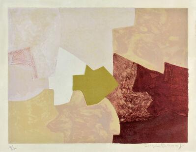 Serge Poliakoff, 'Composition en rose', 1959