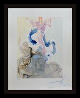 Salvador Dalí, 'Divine Comedy Heaven Canto 3', ca. 1960