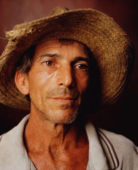 Andres Serrano, 'Jorge Luis Redondo Rivero. Marquesado, Camagüey (Cuba) ', 2012