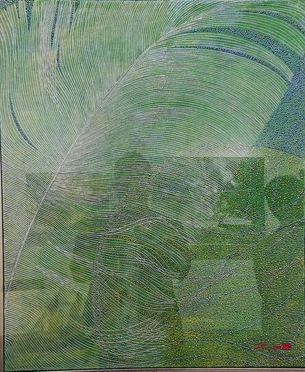 Chen Shun Chin 陳舜芝, 'Flying Feather-1', 2019