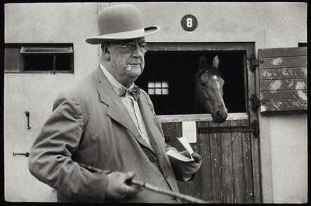 Henri Cartier-Bresson, 'Hippodrome, Thurles, Ireland', 1952/1966c
