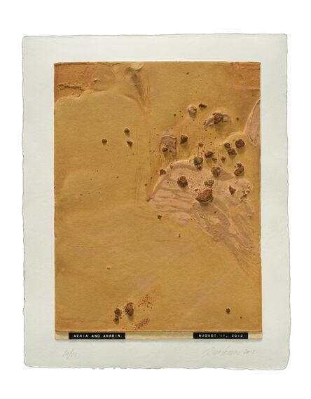 Julião Sarmento, 'Curiosity's Eye (aeria and arabia)', 2013