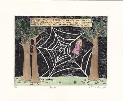 "Amy Wilson, '""Solitude...""', 2010"