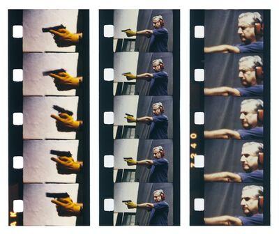 Andrés Denegri, 'Three shots   Tres tiros', 2014