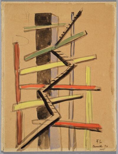 Fernand Léger, 'Construction ', 1950