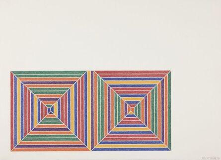 Frank Stella, 'Les Indes Galantes IV [Axsom 89]', 1973