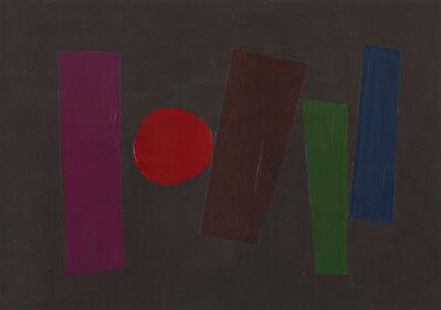 William Perehudoff, 'AP-72-001', 1972