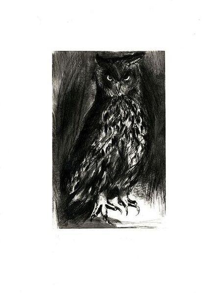 Jim Dine, 'Owl', 1996