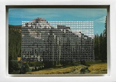 Nina Tichava, 'Borrowed Landscapes Study No.144/CO, Precipice Peak', 2017