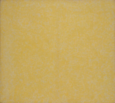 Howard Mehring, 'Untitled (Yellow Allover)', c.1960-62