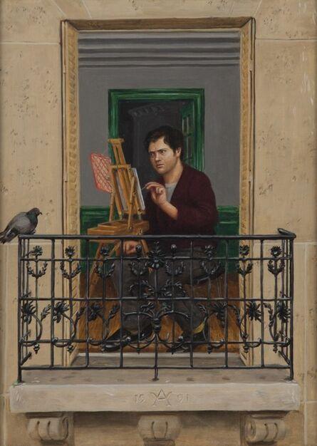William Allik, 'Self-Portrait'