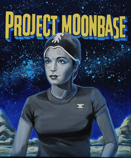 Cathey Miller, 'Project Moonbase', 2018