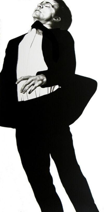 Robert Longo, 'Jonathan', 1988