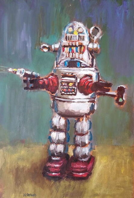 Bradford J. Salamon, 'Mr. Robot', 2021