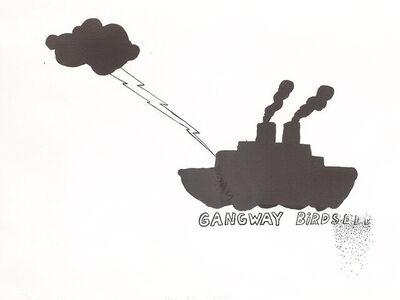 Jim Dine, 'Gangway', 1960-1970