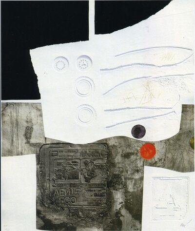 Antoni Clavé, 'Eco-II', 1974