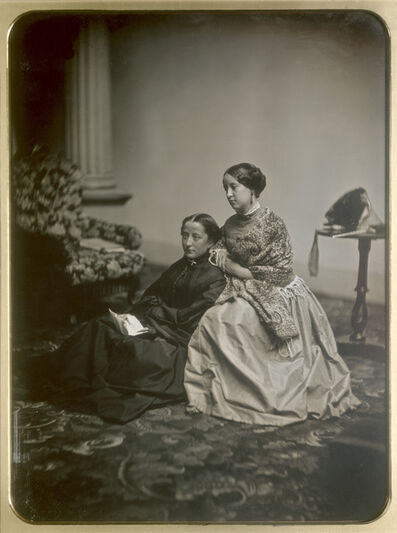 Southworth & Hawes, 'The Letter', ca. 1850