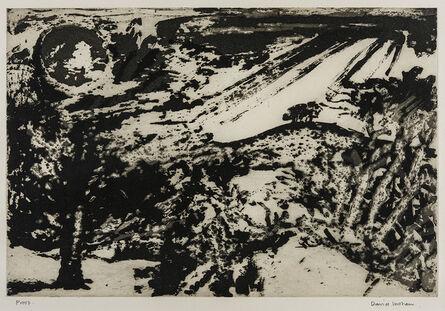 David Inshaw, 'Canal l', 1989-1992