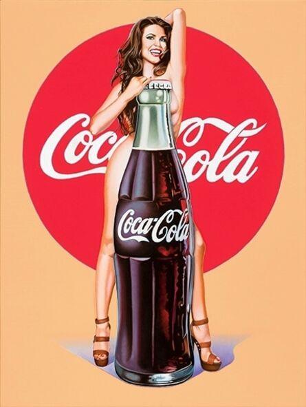 Mel Ramos, 'Lola Cola #5', 2018