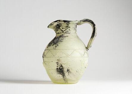 Ermanno Nason, 'Rare Scavo Vase', 1964