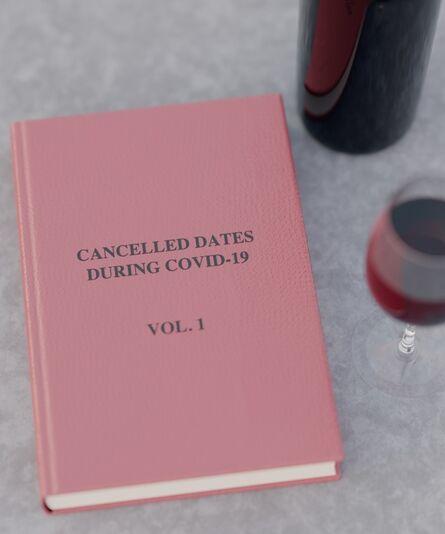 David Stenbeck, 'Cancelled Dates', 2020