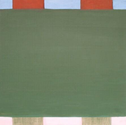 Joan Mellon, 'Beyond Green', 2010