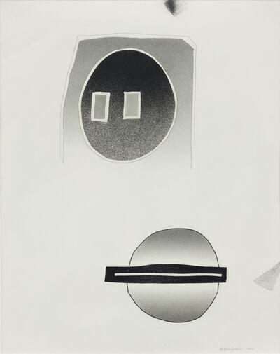 Deborah Remington, 'Trace Series #2', 1978