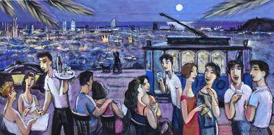 Ramon Moscardó, 'Happy Hours. BCN', 2021