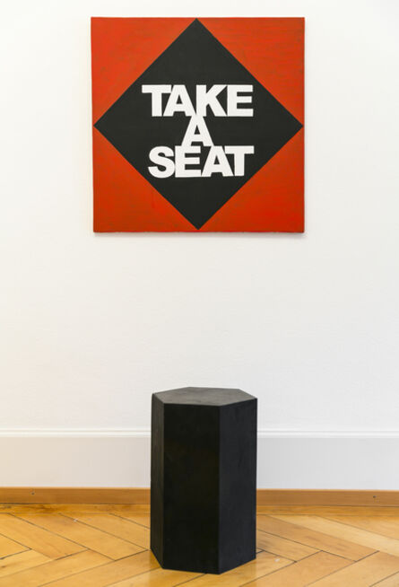 Ian Anüll, 'Take a Seat', 2014